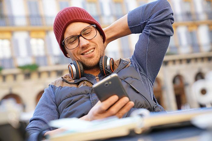 Ze smartfonem na każdy wyjazd