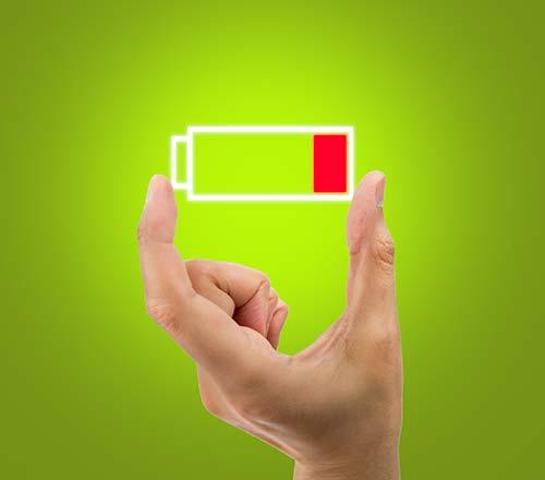 5 smartfonów z najlepszą baterią