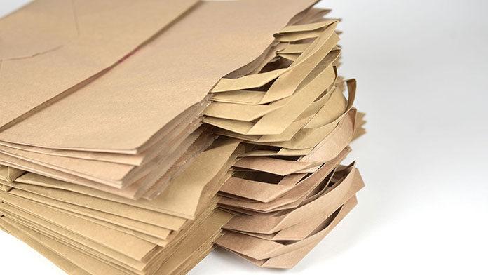 Dlaczego reklamówki papierowe są lepsze od produktów foliowych